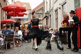 Gouden Pet Festival Leiden - Straattheater Photos by Raymond Harper